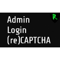 Admin Login (re)CAPTCHA