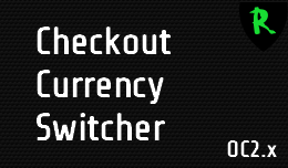 Checkout Currency Switcher