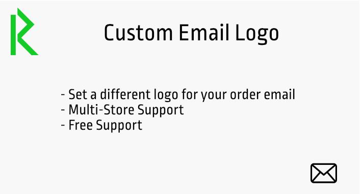Custom Email Logo