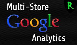Multi-Store Google Analytics