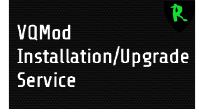 VQmod Installation/Upgrade Service