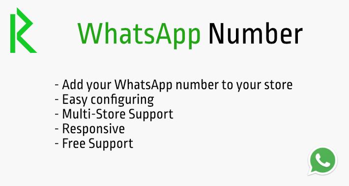 WhatsApp Number